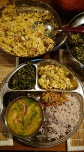 古代米とベンガル料理104925848_1950087305123190_6006484719913907362_o